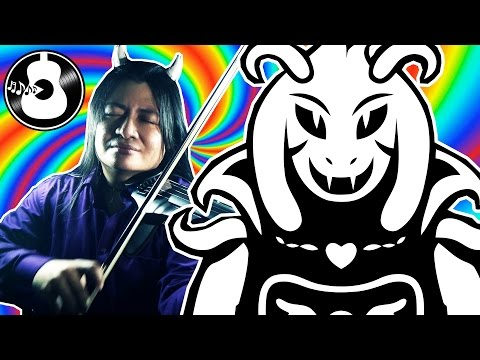 Undertale - Hopes and Dreams / Save the World (Violin & Guitar Cover/Remix) || String Player Gamer