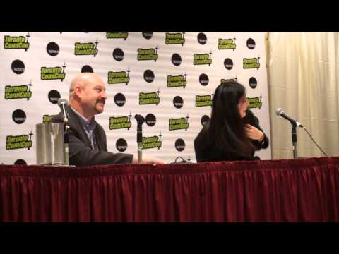 Shannen Doherty - TO ComicCon 2015