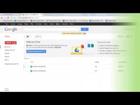 How to convert pdf to word using Google Docs ( pdf to docx free)