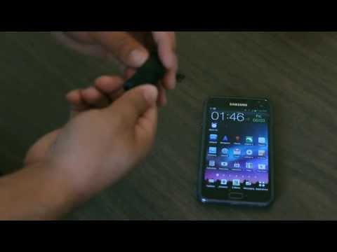 How To Pair and Use A Bluetooth Headset With The Samsung Galaxy S4, S3, S2, Note and Note II.
