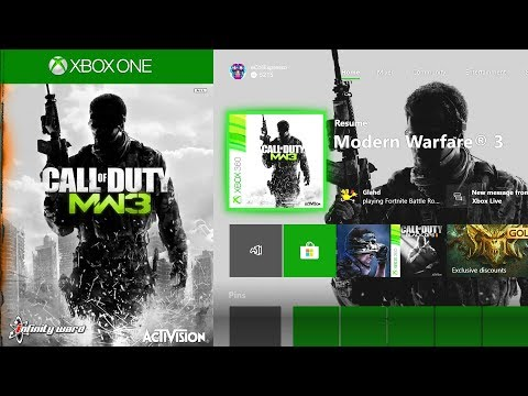 Here's What Modern Warfare 3 Backwards Compatibility May Mean For A (Lack of a) Remaster