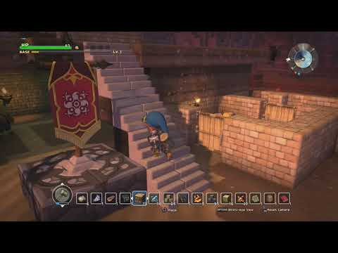Let's Play Dragon Quest Builders 33: Reading