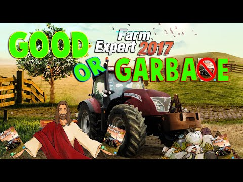 Farm Expert 2017 Gameplay Review - Good or Garbage?