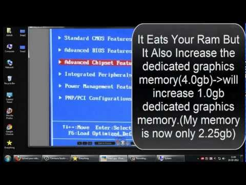 How To Increase Your Dedicated Graphics Memory