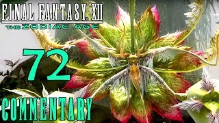 Final Fantasy XII The Zodiac Age Walkthrough Part 72 - Rafflesia Boss Battle
