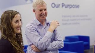 Why Fisher & Paykel Healthcare partners with Executive Education – Andy Graves