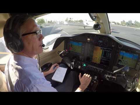 Cessna Citation Mustang Vegas to Scottsdale 1080p