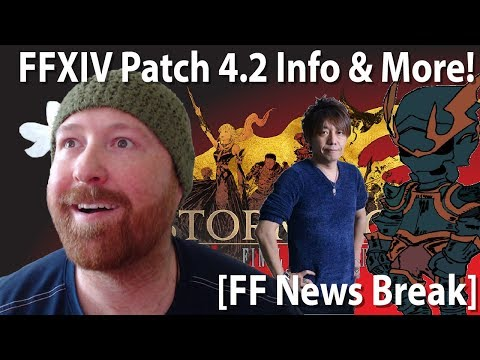 FFXIV Patch 4.2 Info, Job Emotes, Achievements, Submarines, and More [FF News Break]