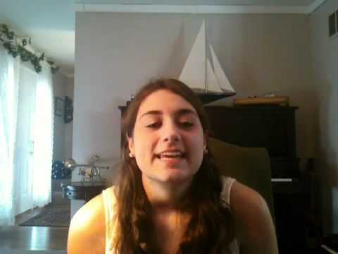 Grammy Camp 2012 Video Application: Performance - Vocal
