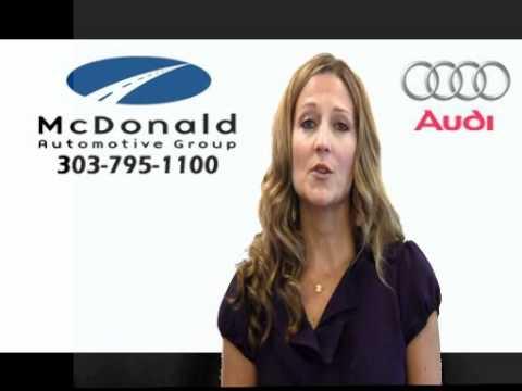 Getting The Most From Your Trade- McDonald Audi