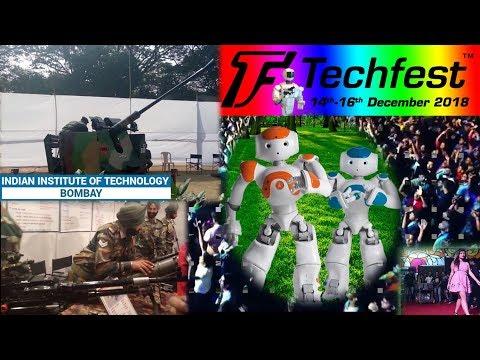 TechFest 2018 IIT BOMBAY