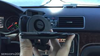 Best Universal Car CD Slot Mount for Cell Phones and GPS Devices Mountek nGroove