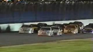 2001 Pepsi 400: The Finish