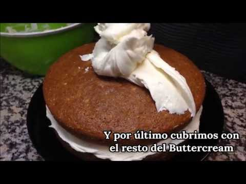 Cómo hacer Carrot Cake