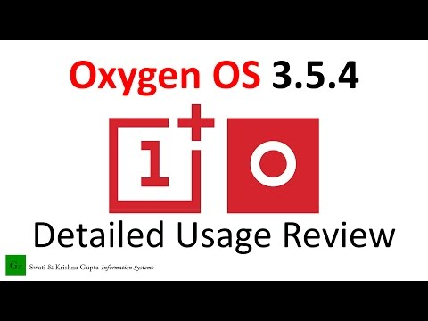 Oneplus 3 Oxygen OS 3.5.4 Community Build Detailed Usage Review (Critical Bugs, Battery, Memory)
