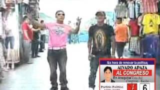 Congresitas Por Arequipa - Alvaro Apaza