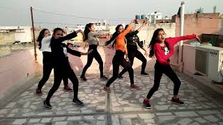 LEJA RE Dance I Dhvani Bhanushali I Aadhar performing dance and arts