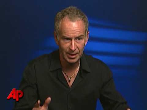 McEnroe Spokesman for Prostate Exams