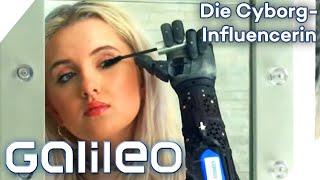 Cyborg-Mädchen wird Model & Influencerin - Tilly Lockey's bewegende Geschichte | Galileo | ProSieben