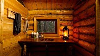Sauna Season   The Off Grid Bathhouse is Ready for Winter
