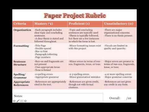 Columbus Essay Rubric Explanations.mp4