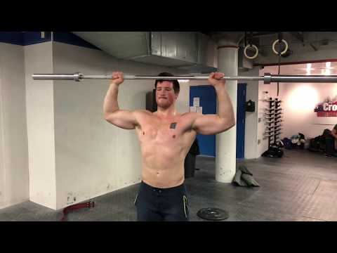 Shoulder Functional Bodybuilding Workout | Strength, Power, and Fitness Athletes