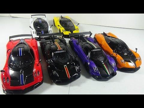 Petron Pagani Toy Cars Complete Set - Huayra, Huayra BC, Zonda Revolucion