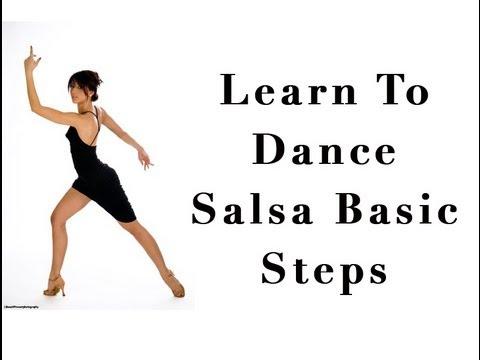 Learn to Dance - Salsa Basic Steps & Bonus Demo Dance