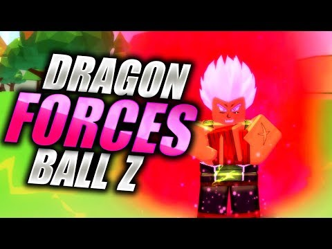 THE MOST BEAUTIFUL DRAGON BALL Z GAME IS BACK! | Dragon Ball Forces in Roblox