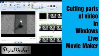 Download Windows Movie Maker Made Easy - Cutting parts out of your video