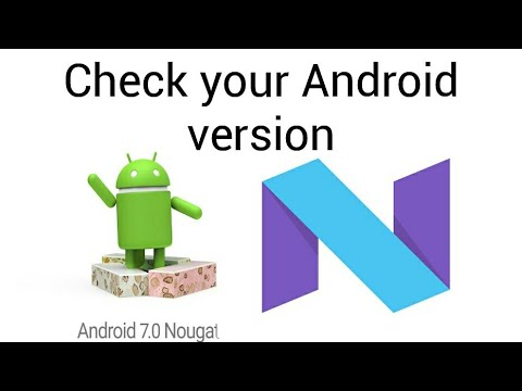 check your Android version & game