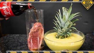 Dissolving Steak for 72 Hours!