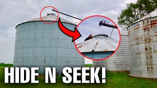 EXTREME HIDE AND SEEK ON A FARM!