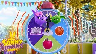 SUNNY BUNNIES - Alarm Wheel   Season 5   Cartoons for Children