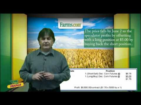 Farms.com Market School:  What Is A Grain Commodity Futures Contract?