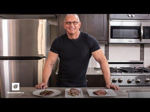 Chef Robert Irvine's Healthy Steak Recipes 3 Ways