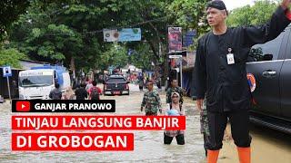 Langkah Darurat dan Jangka Panjang Penanganan Banjir Grobogan