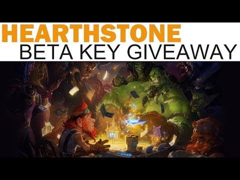 Hearthstone - EU Beta Key Giveaway #3 (25 MORE KEYS!) [CLOSED]