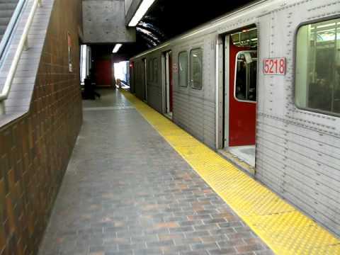 Glencairn Subway Station