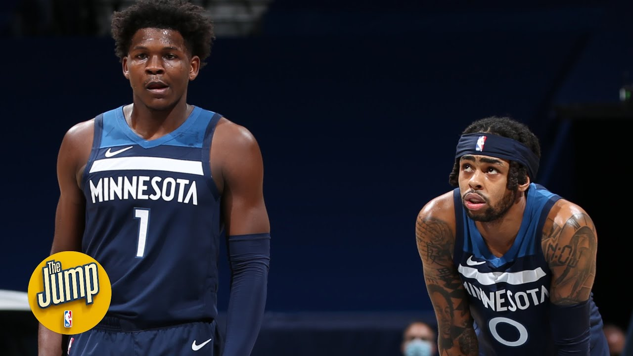 The Timberwolves are auditioning KAT, Russell and Edwards the rest of the season – Young   The Jump