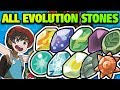 How & Where to Get ALL Evolution Stones in Ultra Sun and Moon –All Evolution Stones Ultra Sun & Moon
