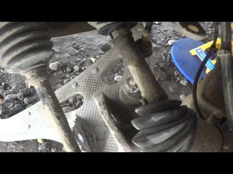 F150 Lower Control Arm Replacment DIY