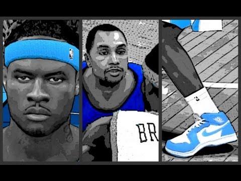 NBA 2k12 My Player: UNC Tarheels & Duke Bluedevils | Can we just get along for Michael Jordan