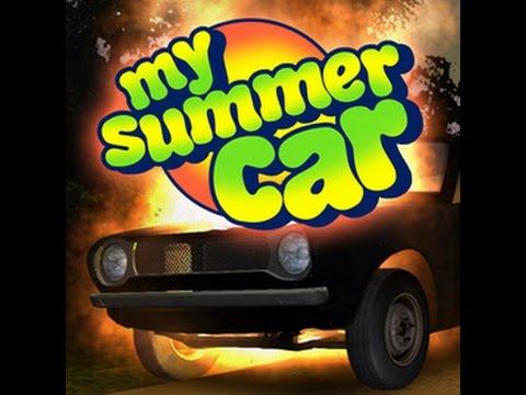 [Poradnik] My summer car #1 Jak złożyć silnik/How to build engine
