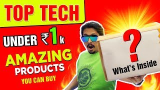 Top Tech Gadgets Under Rs.1k - from Amazon