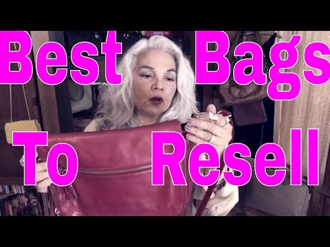 Handbag Haul Highest Resell Value Brands To List On Ebay & Poshmark