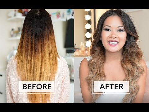 HOW TO FIX BRASSY ORANGE HAIR