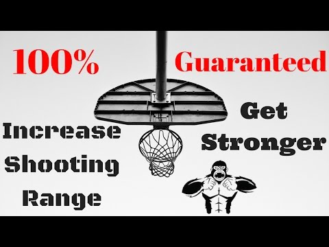How to INCREASE SHOOTING RANGE | Get STRONGER for Basketball