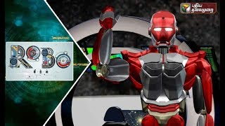 Robo Leaks   17/08/2019   Puthiyathalaimurai TV