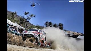 Leg 2 - Top moments - 2018 WRC Rally Mexico - Michelin Motorsport